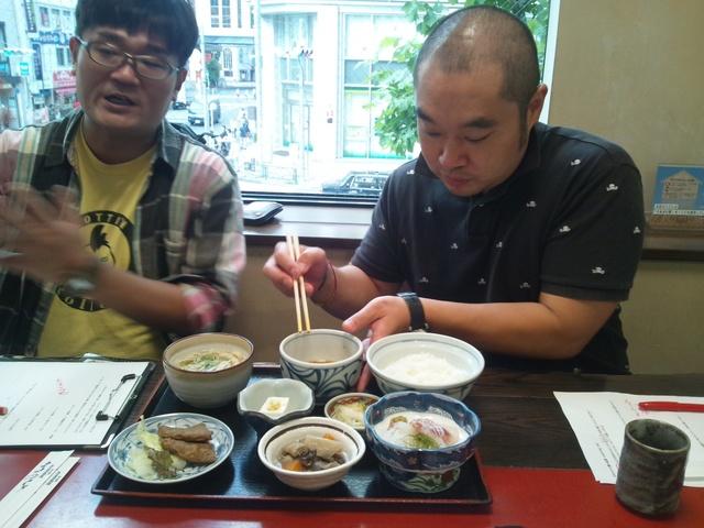 宇和島鯛メシ食べる.JPG